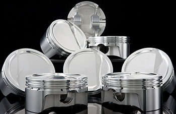 Forged Piston Samples